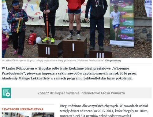 Lekkoatletyka łączy pokolenia GP24