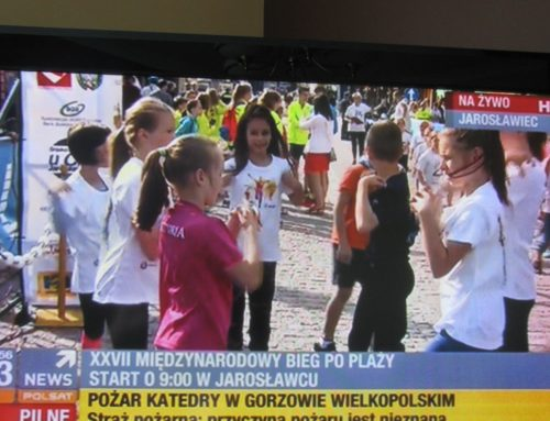 2.07.2017 Jarosławiec, Międzynarodowy Bieg po plaży