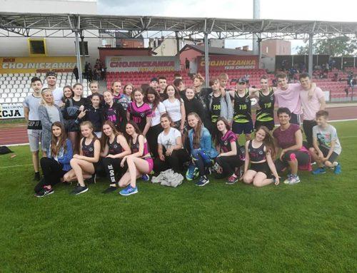 3 miejsce po I rzucie Ligi Młodzików U16