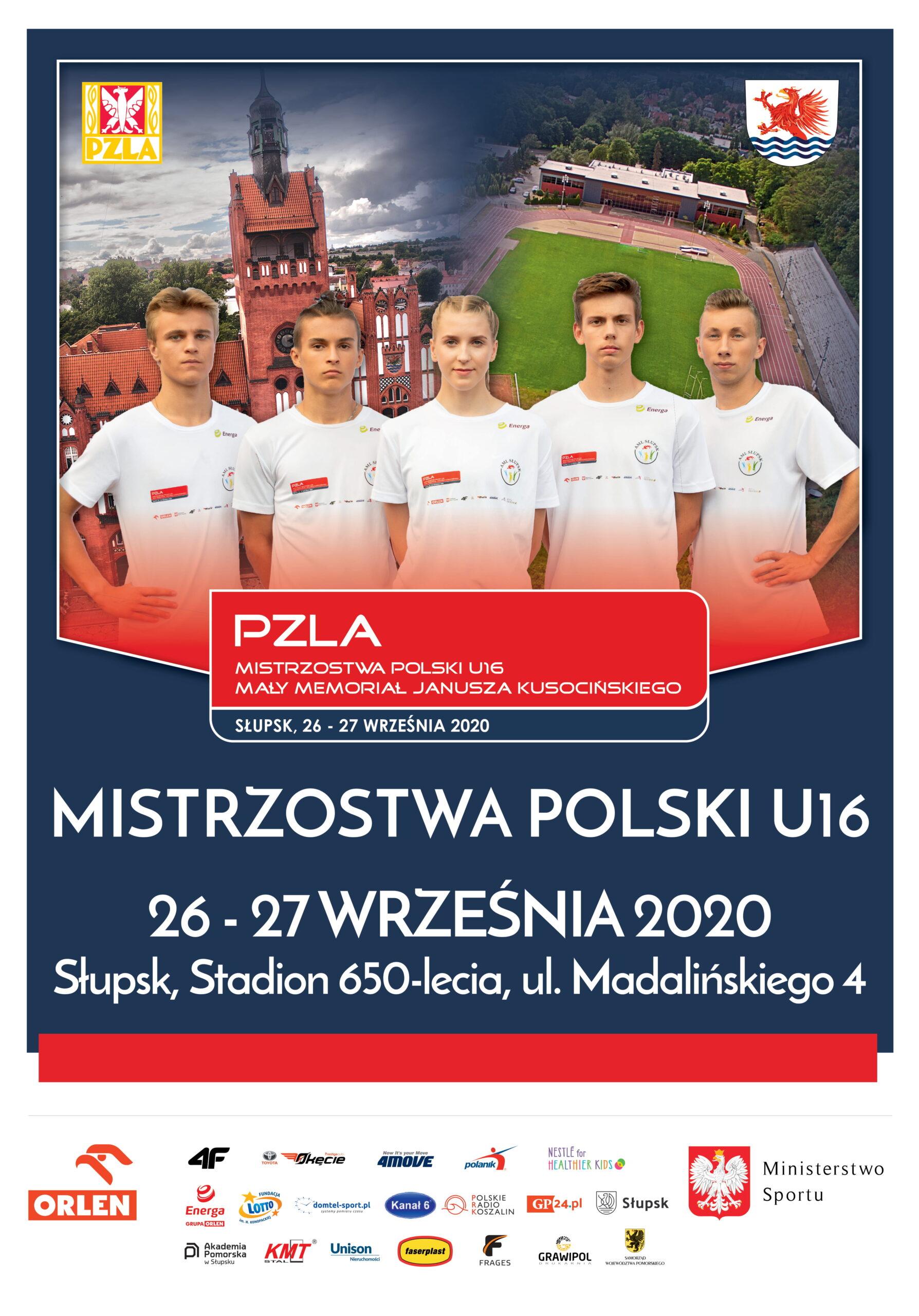 Mistrzostwa Polski U16